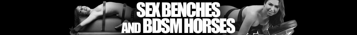 Sex Benches & BDSM Horses
