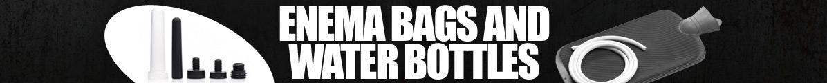 Enema Bags and Water Bottles
