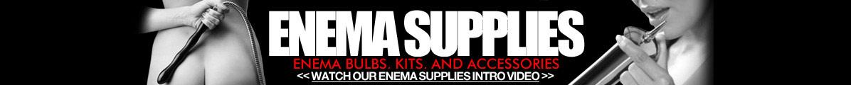 Enema Supplies