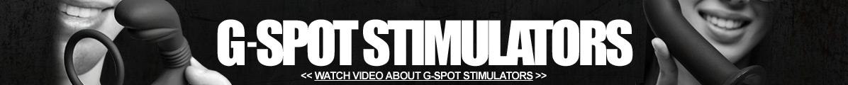 G-Spot Stimulators