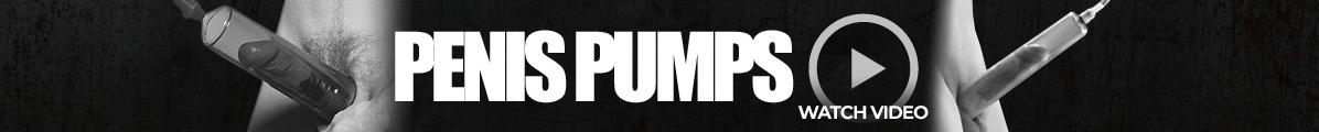 Penis Pumps & Pump Accessories