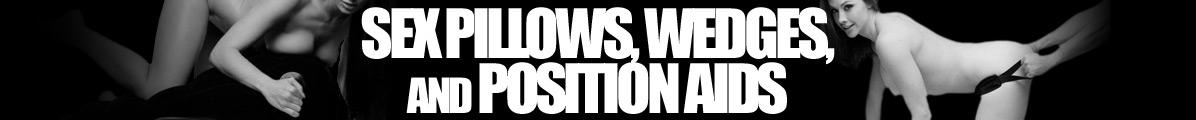 Sex Pillow, Wedges & Position Aids