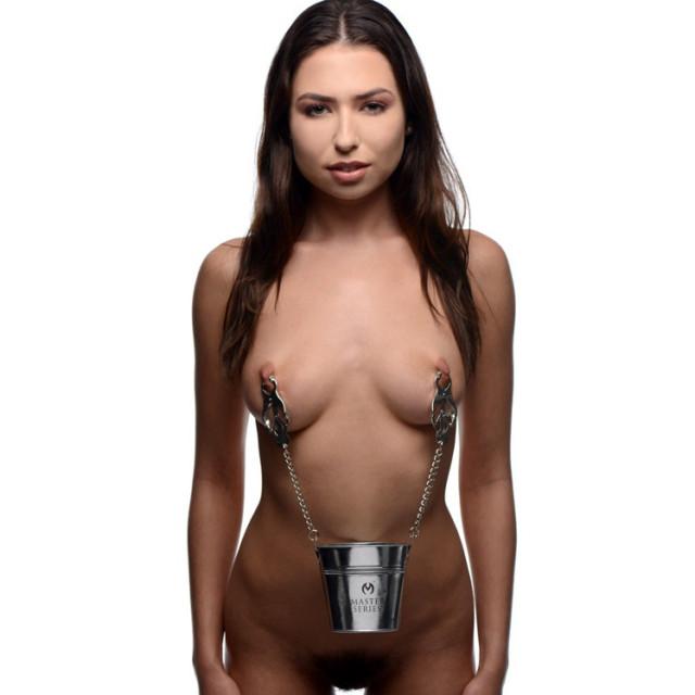 Lesbian Nipple Sucking Bondage