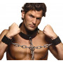 Slave Steel Full Body Shackles