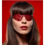 Crimson Tied Embossed Blindfold