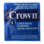 Crown Condoms 24, 48 and 100 packs