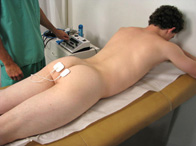 Hands Free Electrostimulation and Orgasm